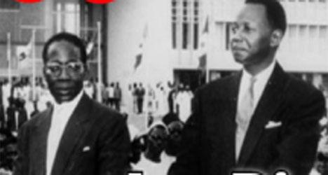 Archives composition du premier gouvernement du s n gal for Ministre interieur 1960