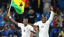 ghana drapeau