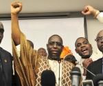 Former Senegalese Prime Minster Macky Sa