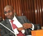 Senegal's Minister of Energy Samuel Sarr