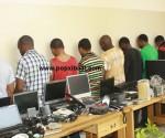 cybercriminalite 8 nigerians arretes
