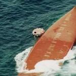 bateau chavire