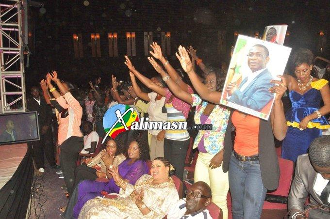 concert de youssou au cicess les fans sont venus nombreux