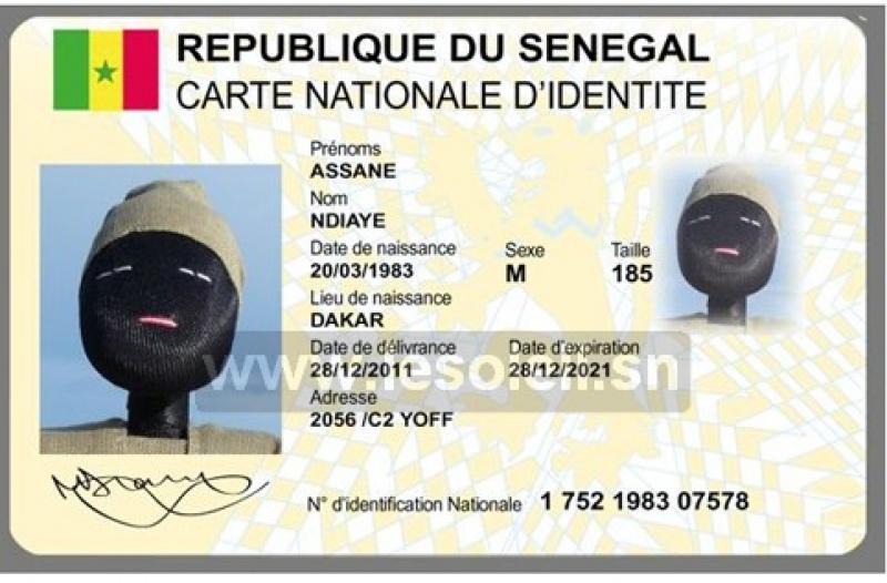 Amadou Diallo Consul General Du Senegal A Paris La Confection