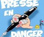 danger presse