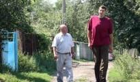 homme le plus long au monde
