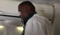 homme atteint ebola