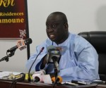 aliou sall conference