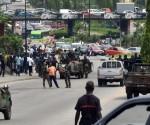 manif militaires ivoiriens