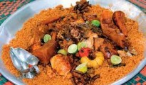 riz au poisson