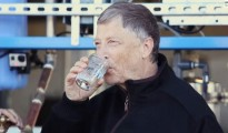 bill gates eau potable