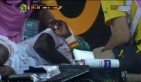 cheik mbengue blesse