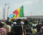 entreée-des-suporter-sénégalais-au-stade-de-mongomo