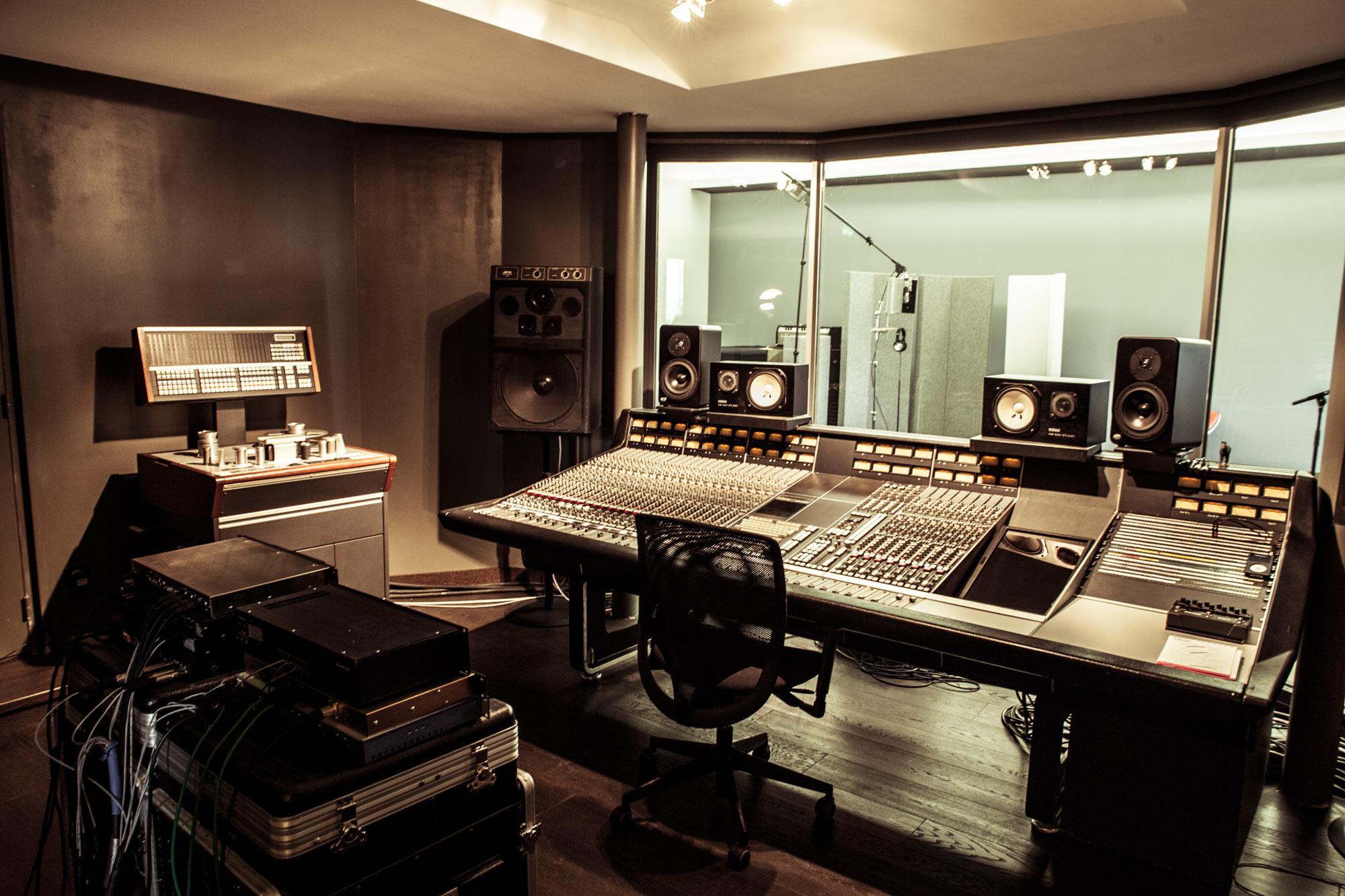 Ziguinchor trenne un studio d enregistrement - Meuble studio d enregistrement ...