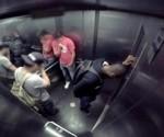 prank ascenseur