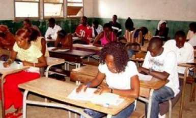 Ziguinchor : Une quarantaine d'élèves risquent de ne pas