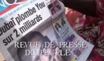 revue de presse par le peuple