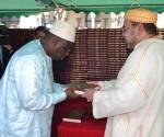Prière Grande Mosquée de Dakar (12) mohamed 6