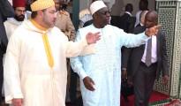 Prière Grande Mosquée de Dakar (3) mohamed 6