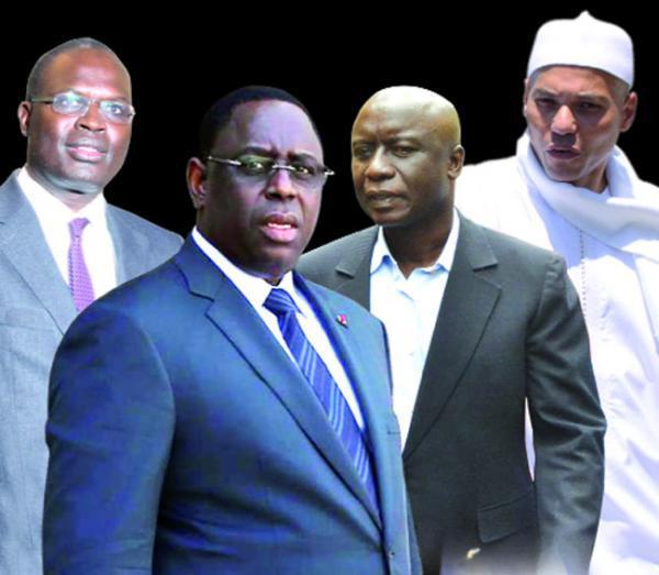 """Résultat de recherche d'images pour """"pouvoir et opposition senegal"""""""