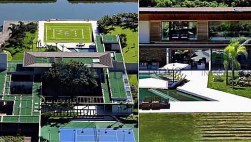 La maison de rêve de Neymar à Rio | Xalima.com