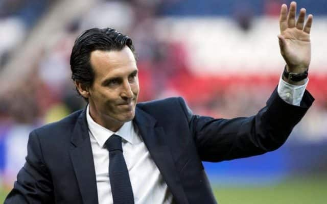 PSG : Emery annonce son départ