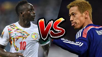 Coupe du Monde | Sakai contre le Sénégal