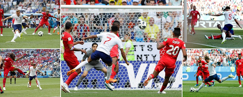 Angleterre Vs Panama