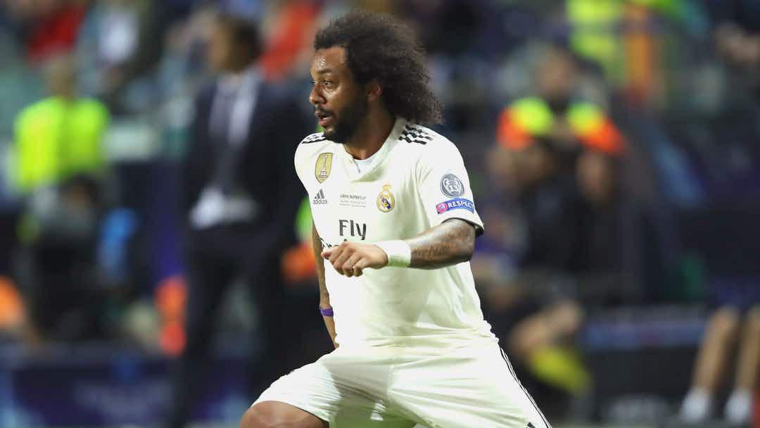Marcelo met les choses au point sur son avenir — Mercato PSG