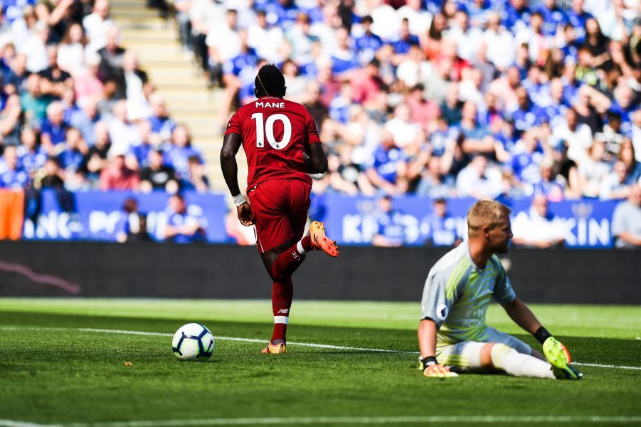Premier League : Liverpool étrille Cardiff, doublé de Sadio Mané