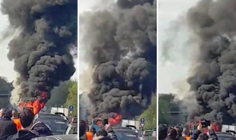 Italie : Un Sénégalais met le feu à un bus remplis d'enfants