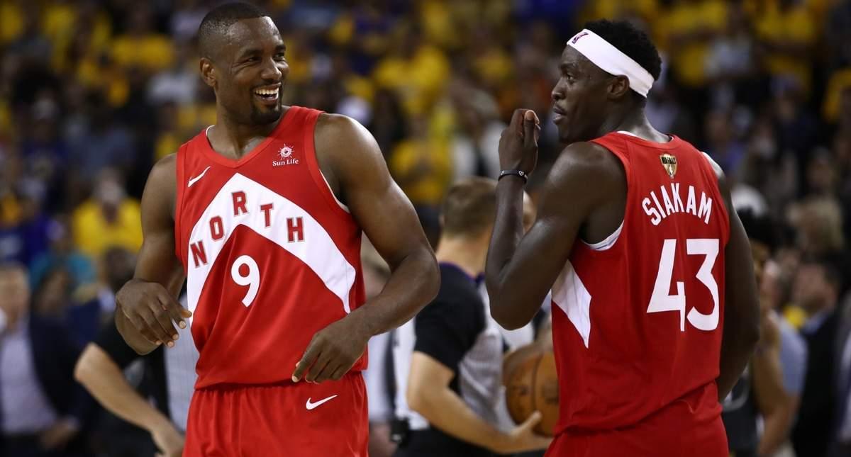 NBA: une marée humaine à Toronto pour la parade victorieuse des Raptors