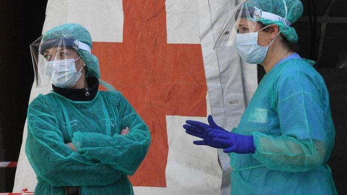 """Résultat de recherche d'images pour """"détournement tchèque de l'aide humanitaire chinoise destinée à l'italie"""""""