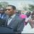 La police charge lourdement Khalifa Sall le maire de Dakar. Des images saisissantes